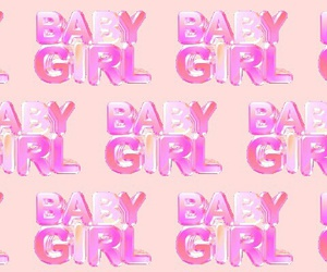 wallpaper, cute, and babygirl image