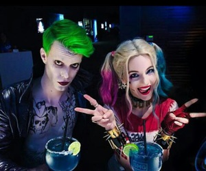 thejocker and inconditional love image