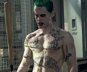 cool, joker, and makeup image