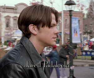 gilmore girls, jared padalecki, and dean forester image