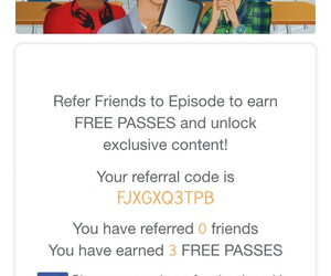 code, game, and episode image