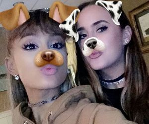 ariana grande, ariana, and friends image