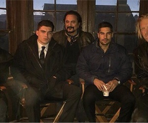 cast, tv series, and from dusk till dawn image