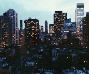 beautiful, city, and lights image