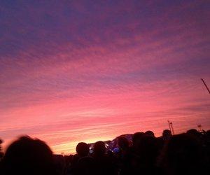 heaven, landscape, and sky image