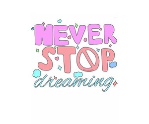 dreaming and quote image