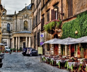 italy and street image