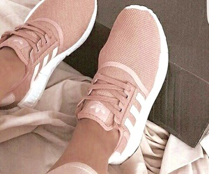 adidas, new, and pink image