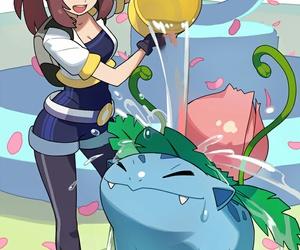 pokemon, ivysaur, and pokemon go image