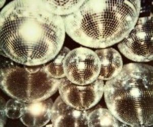 disco, party, and grunge image