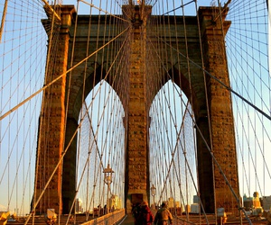 🌉 and 🗽 image