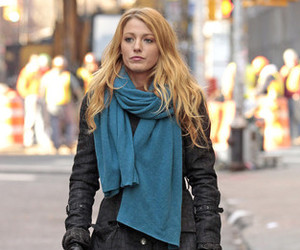 fashion, gossip girl, and blake lively image