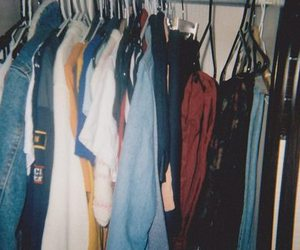 closet, hipster, and indie image