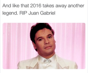 rest in peace, rip, and juan gabriel image