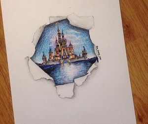 disney, art, and creative image