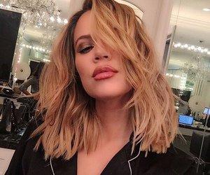 khloe kardashian and beauty image