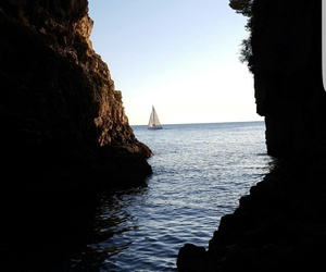 beach, travel, and Croatia image