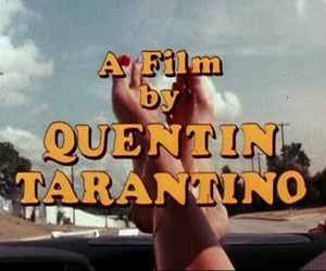 quentin tarantino, film, and movie image