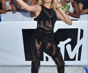 vmas, hailey baldwin, and beauty image