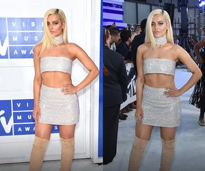 clothes, clothing, and video music awards image