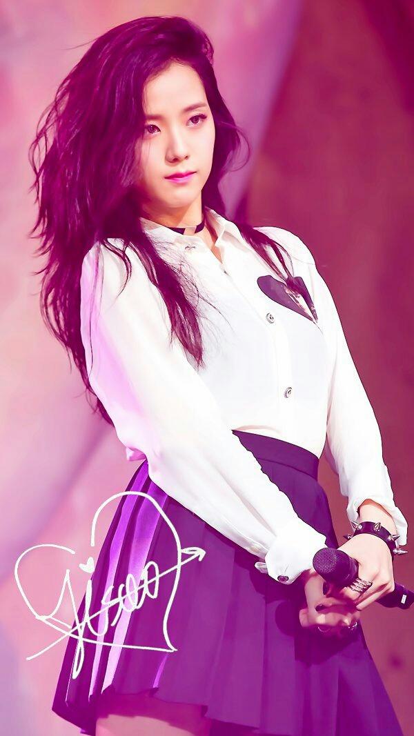 40 Images About Blackpink Jisoo Kim Ji Soo On We Heart It See