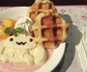 cinnamoroll, dessert, and food image
