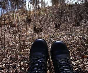boots, hiking, and leisure image