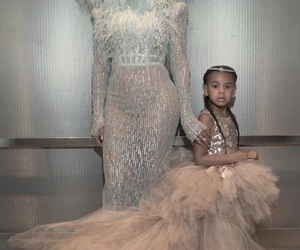 beyoncé, blue ivy, and vmas image