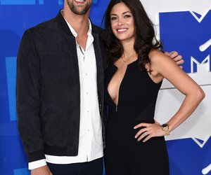 Michael Phelps, nicole johnson, and vmas 2016 image