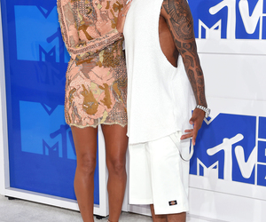 heidi klum, vmas, and nick cannon image