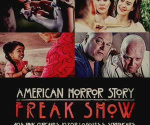 edit, freakshow, and pink cupcakes image
