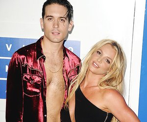 britney spears, vmas, and g-eazy image