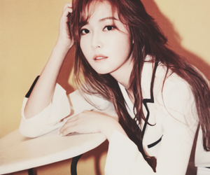 girls generation, jessica jung, and blanc & eclare image