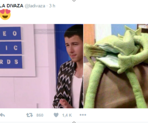 nick jonas, vmas, and divaza image