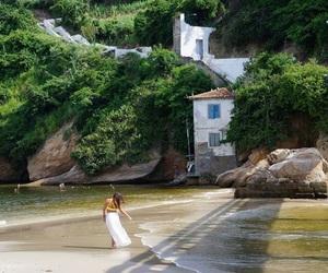 aesthetic, beach, and bikini image