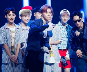 exo and nct image