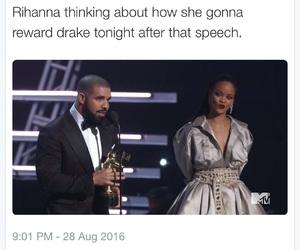 dirty, Drake, and vmas 2016 image