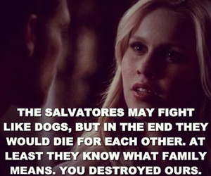 the vampire diaries, family, and rebekah image