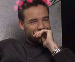 icon, one direction, and liam payne image
