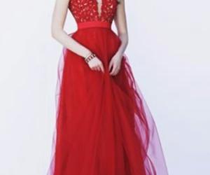 vestido, roupa, and sherri hill image