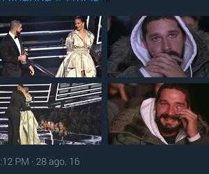 Drake, rihanna, and vmas image