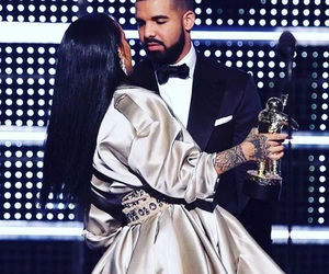 couple, Drake, and Dream image