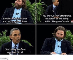 funny, obama, and president image