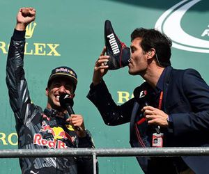 Formula One, formula1, and Mark Webber image