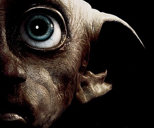 dobby, harry potter, and wallpaper image