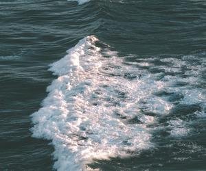 tumblr, grunge, and sea image