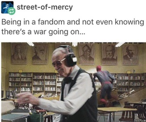 fandom, funny, and lol image