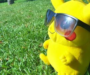 pokemon, chill, and pikachu image