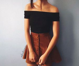 beautiful, clothes, and model image