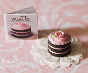 food, miniature, and cute image